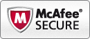 Intel Hawk Mcafee Secure Logo